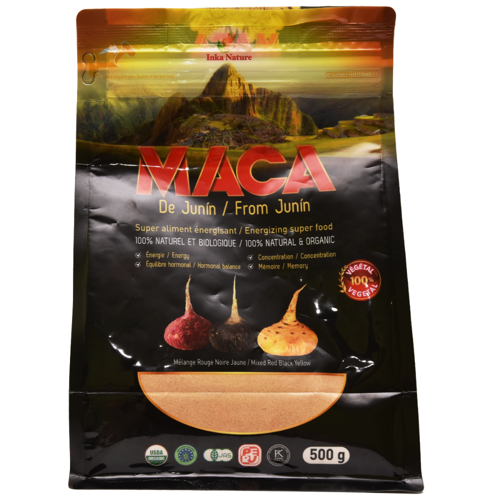 MACA Powder from Junin, 500g