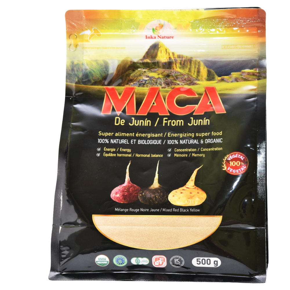 MACA, the magical root!